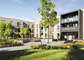 Thumbnail 2 bed flat for sale in Greenwood Way, Harwell, Didcot