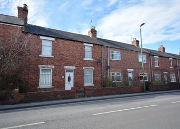 Thumbnail 2 bedroom terraced house for sale in Clarence Terrace, Chester Le Street