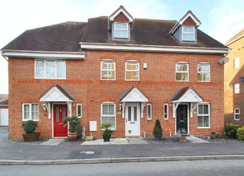 Thumbnail 3 bed terraced house for sale in Mulberry Gardens, Old Guildford Road, Broadbridge Heath, West Sussex