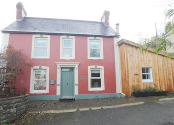 Thumbnail 4 bed detached house for sale in Cwmins, St Dogmaels, Cardigan