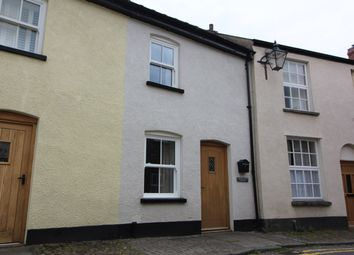 Thumbnail 1 bed terraced house for sale in Llangattock, Crickhowell