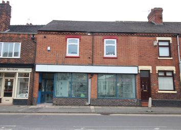 Thumbnail 1 bed flat to rent in Hartshill Road, Stoke-On-Trent