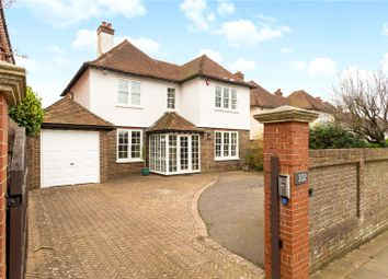 Thumbnail 4 bed detached house for sale in Dyke Road, Brighton, East Sussex
