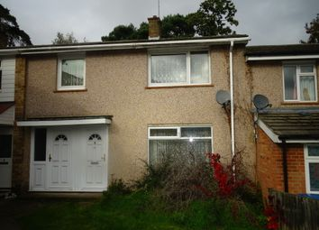 Thumbnail 3 bed terraced house for sale in Letcombe Square, Harmans Water, Bracknell