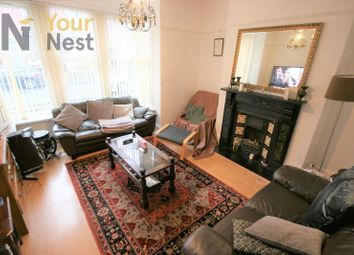 Thumbnail 4 bed terraced house to rent in Grove Gardens, Headingley