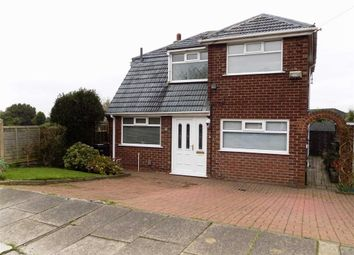 Thumbnail 4 bedroom detached house for sale in Cherry Holt Avenue, Heaton Mersey, Stockport