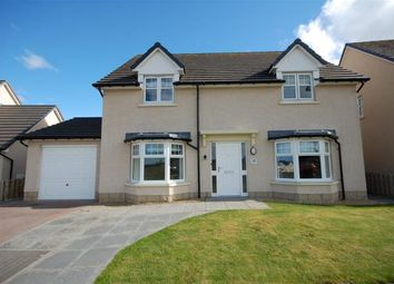 Thumbnail 5 bed detached house to rent in West Covesea Road, Elgin