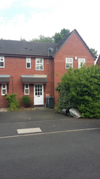 Thumbnail 1 bed terraced house to rent in Packwood Close, Handsworth Wood, Birmingham