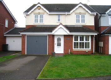Thumbnail 4 bed detached house for sale in Minton Road, Potters Green, Coventry