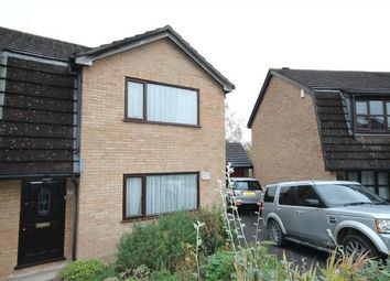 Thumbnail 2 bed semi-detached house for sale in Tibbott Walk, Stockwood, Bristol
