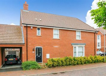 Thumbnail 3 bed semi-detached house for sale in Fletton Dell, Woburn Sands, Milton Keynes, Buckinghamshire
