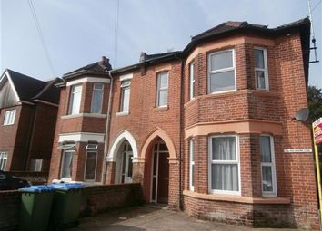 Thumbnail 7 bed semi-detached house to rent in Arthur Road, Shirley, Southampton