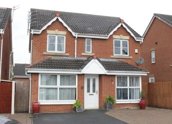 Thumbnail 4 bed detached house for sale in Stirling Lane, Hunts Cross, Liverpool