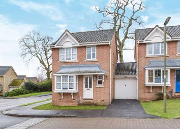 Thumbnail 3 bed link-detached house to rent in Martel Close, Camberley