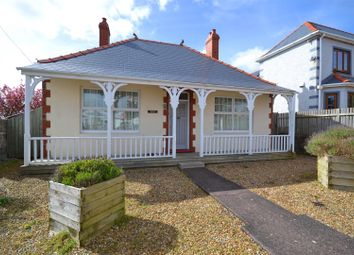 Thumbnail 3 bed detached bungalow for sale in Sandhurst Road, Milford Haven