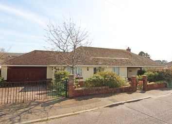 Thumbnail 3 bed bungalow for sale in Yarde Close, Sidmouth