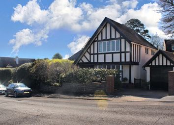 Thumbnail 4 bedroom detached house for sale in Grange Road, West Cross, Swansea, West Glamorgan.
