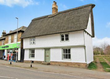 Thumbnail 4 bedroom detached house for sale in Stocks Terrace, High Street, Willingham, Cambridge