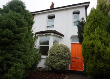 Thumbnail 4 bed semi-detached house for sale in Heywood Road, Pill