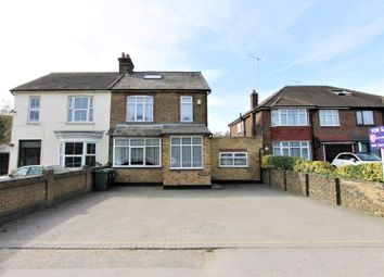 Thumbnail 4 bed semi-detached house for sale in Northcroft, Sewardstone Road, London