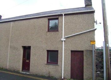 Thumbnail 2 bedroom end terrace house for sale in Snowdon Place, Porthmadog, Gwynedd, .