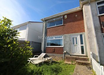Thumbnail 2 bed end terrace house for sale in Meadow Way, Plympton