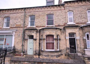 Thumbnail 9 bed maisonette to rent in Heslington Road, York