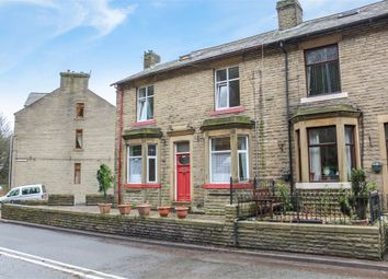 Thumbnail 4 bed end terrace house for sale in Burnley Road, Todmorden, West Yorkshire