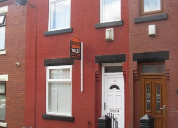 Thumbnail 2 bed terraced house for sale in Beechwood Grove, Manchester