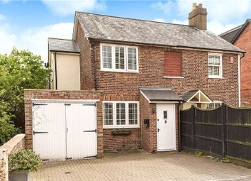 Thumbnail 3 bedroom semi-detached house for sale in Course Road, Ascot, Berkshire