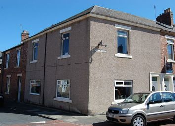 Thumbnail 3 bed terraced house for sale in George Street, Wallsend