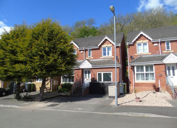 Thumbnail 4 bedroom detached house for sale in Heritage Drive, Cardiff
