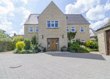Thumbnail 6 bed detached house for sale in Main Street, Market Overton, Rutland