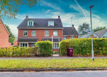 Thumbnail 4 bed terraced house for sale in Marlow Court, All Hallows Road, Caversham, Reading