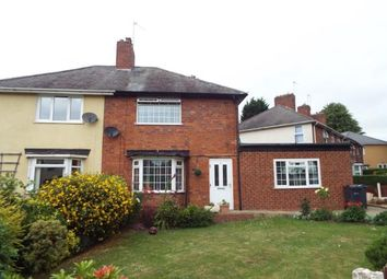 Thumbnail 4 bed semi-detached house for sale in Buxton Road, Erdington, Birmingham, West Midlands