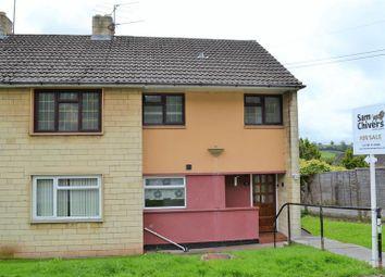 Thumbnail 2 bed flat for sale in Hillside Crescent, Midsomer Norton, Radstock