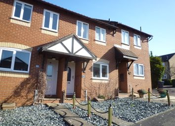 Thumbnail 1 bed terraced house for sale in Brackenwood Crescent, Bury St. Edmunds