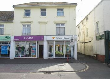 Thumbnail 3 bed flat to rent in Exeter Road, Exmouth