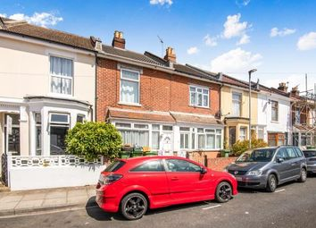 Thumbnail 5 bedroom terraced house for sale in Wyndcliffe Road, Southsea