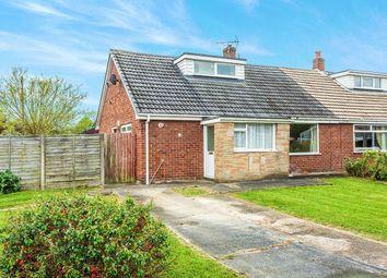 Thumbnail 4 bed semi-detached house for sale in Tristan Avenue, Walmer Bridge, Preston
