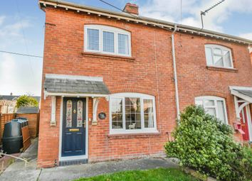 Thumbnail 2 bed semi-detached house for sale in The Butts, Potterne, Devizes