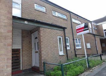 Thumbnail 2 bedroom terraced house for sale in Bosworth Walk, Meadows, Nottingham, Nottinghamshire