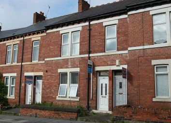 Thumbnail 2 bedroom flat to rent in Station Road, Wallsend