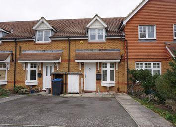 Thumbnail 2 bed terraced house for sale in Nigel Fisher Way, Chessington