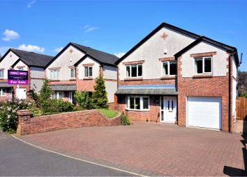 Thumbnail 4 bed detached house for sale in Sandalwood Close, Barrow-In-Furness