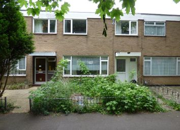 Thumbnail 3 bed terraced house for sale in Caswell Close, Farnborough