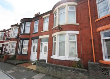 Thumbnail 2 bed terraced house for sale in Norwood Road, Wallasey
