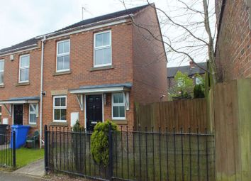 Thumbnail 2 bed town house for sale in Furlong Road, Tunstall, Stoke-On-Trent