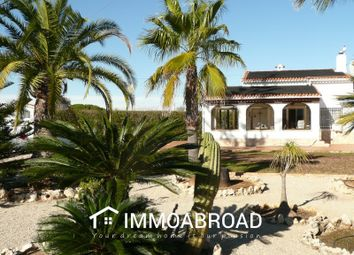 Thumbnail 2 bed villa for sale in 46780 Oliva, Valencia, Spain