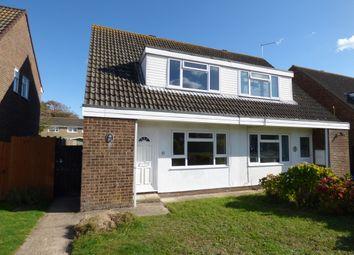 Beaumont Park, Littlehampton BN17. 3 bed semi-detached house